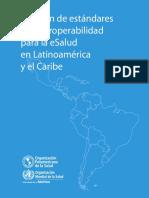 Revisión de Estándares Interoperabilidad