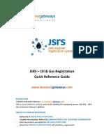 JSRS _ Quick Reference Guide- Registration- 16 01