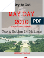 May Day Program