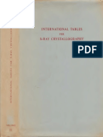 KasperLonsdaleEds InternationalTablesForX RayCrystallographyVol2 Text