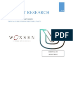 Market Research_Ubervalue & WBS