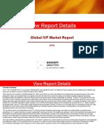 Global In Vitro Fertilization (IVF) Market Report