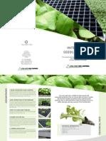Seedling Trays Developed by Kal-Kar