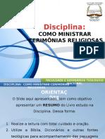 16comoministrarcerimniasreligiosas-140604142838-phpapp01.pptx