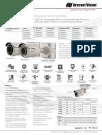 Arecont Vision MegaView2 Camera Datasheet