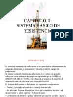 CAPITULO II Sistema de Resistencia