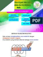 ARUHAN ELEKTROMAGNET