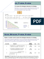 Stat Scores