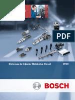 Bosch Catalogo Sistema Injeção Eletrônica Diesel 2016