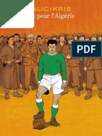 """""""Un maillot pour l'Algérie"""" (extrait)"""