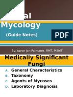 Mycology Notes