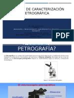 Tecnicas de Caracterizacion Petrolera