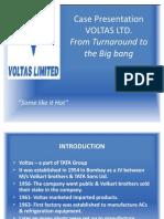 Voltas Presentation