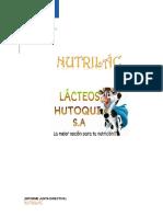Informe Junta Directiva Hutoqui s.a Fina Fina