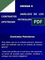 98052933.TEMA 6 Analisis de Los Contratos Petroleros en El Upstream