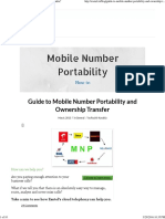 Portatestbility