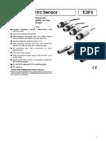 E3F2 DS10C4 N Omron Datasheet 11597980