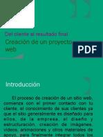 Proyecto sitio web