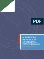 Guía Nacional de Vigilancia e Inteligencia Estratégica