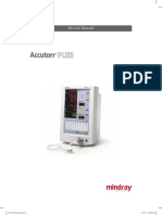 Accutorr Plus - Service Manual