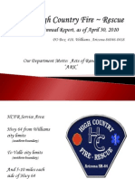 HCFR Annual Report