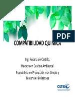 Tema 4 Compatibilidad Quimica