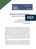 Arazac y Otros - NUevas Revistas Culturales Independientes - El Espacio Del Lector y a Lengua Del Futuro