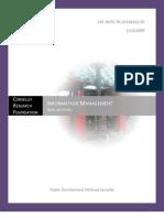 Information Management Flows - Doc