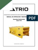 TTH6203 - Operacion y Mantenimiento