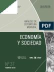 ECONOMIA Y SOCIEDAD - N 37 - FEBRERO 2016 - PARAGUAY - PORTALGUARANI