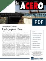 Alma de Acero - Gerdau AZA - 2004 - Marzo