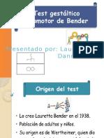 Test de Bender Sustentacion (1)