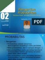 Kuliah2-TM-Pengertian Peristiwa Probabilitas Relatif