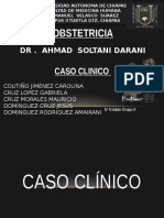 Caso Clínico - Obstetricia
