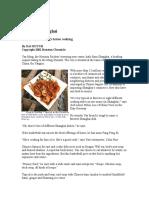 Yao Ming Recipes