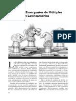 RIVALIDADES EMERGENTES EN AMERICA LATINA
