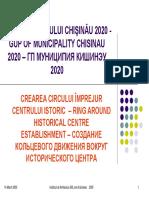 Chisinau First Ring