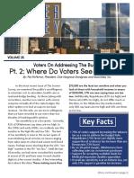 Sooner Survey Vol. 25 Revenue Options