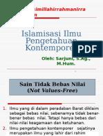 Islamization of Knowledge