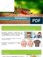Paludismo (parásitos infectante)