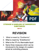 C4-01 Storage & Handling of Dangerous Substances