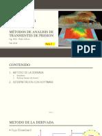 03. Análisis de Transiente de Presion_part2 CLASES ING. MSC. PEDRO ADRIAN