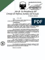 Directiva Concurrencia de Procuradores (1)