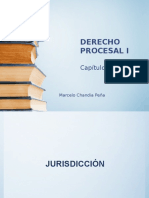 Procesal I Capitulo 2 Jurisdiccion