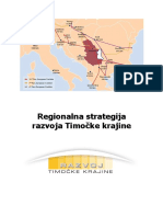 Regionalna Strategija Razvoja Timocke Krajine 090211