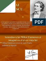 Mihai Eminescu1