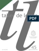 Taller de Letras UC