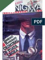 Hammett, Dashiell - Criminal in Toata Legea