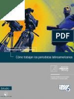 Como Trabajan Los Periodistas Latinoamericanos