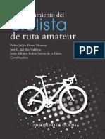 El Entrenamiento Del Ciclista de Ruta Amateur